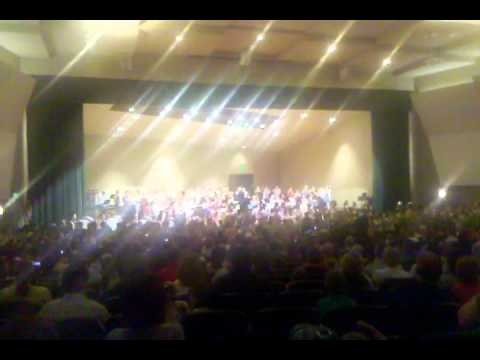 Ames Middle School Band Concert: Grand Finale