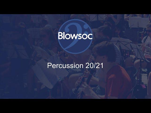 Percussion 20/21
