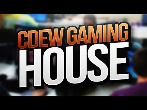 CDEW GAMING HOUSE! MES & TRILL ARE HERE! - 3s Queues
