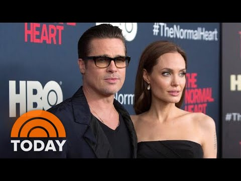 Brad Pitt Hits Back At Angelina Jolie's Child Support Claims In New Court Filings  TODAY