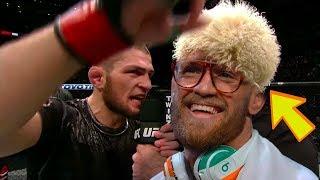 Conor McGregor vs Khabib Nurmagomedov ● Funny Moments