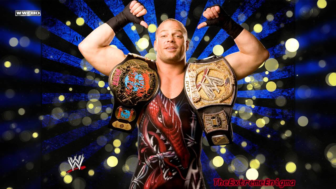 rob van dam theme song download