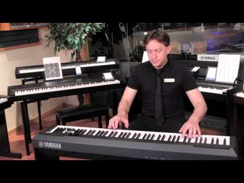 Yamaha P-115 88-Key Digital Piano [Product Demonstration]