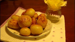 Sizzling Butter Potatoes 지글지글 …