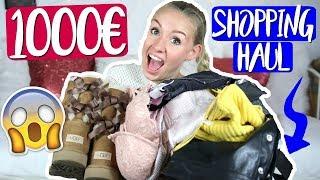 1000€ SHOPPING HAUL! MEGA ESKALATION mit VERLOSUNG! F21, Bath & Body Works, Victoria Secret & Mehr!