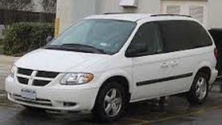 Подержанные Авто Dodge Caravan Generation IV (2001--2007)