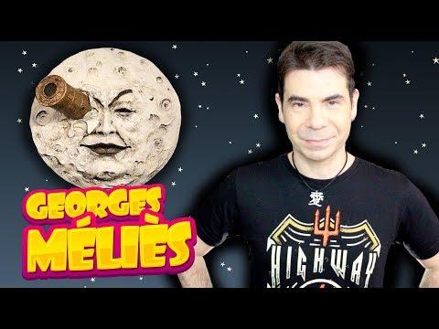 GEORGES MÉLIÈS | O Verdadeiro Inventor do Cinema
