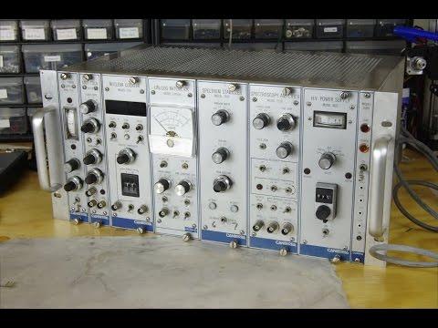 Canberra Nuclear Instrument Module Teardown Part 1