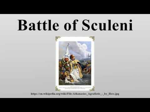 Battle of Sculeni