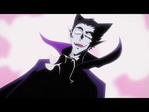 TVアニメ「吸血鬼すぐ死ぬ」ティザーPV