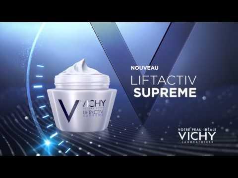Vichy Liftactiv Supreme Cream   Kırışıklık Giderici ve Sıkılaştırıcı Krem