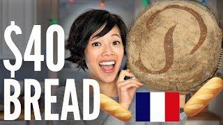 $40 LOAF OF BREAD Pain Poilâne TASTE TEST