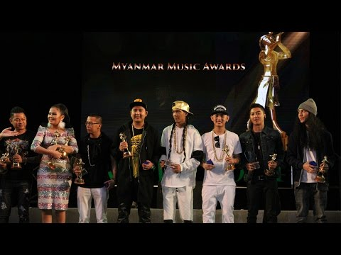 Myanmar Music Award 2014 In Yangon Highlights