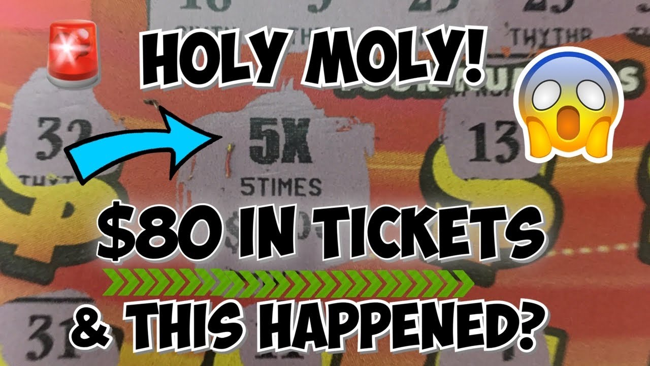 💥HOLY MOLY💥 $80 SPENT AND THIS HAPPENED____? | 5 $500 MADNESS & 1 $30 GOLD RUSH SPECIAL EDITION!