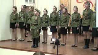 Младшая группа фольклора «Шли солдаты на войну»