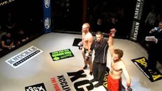 Andy Nemeckay MMA Fight part 2 - Dec 19, 2009