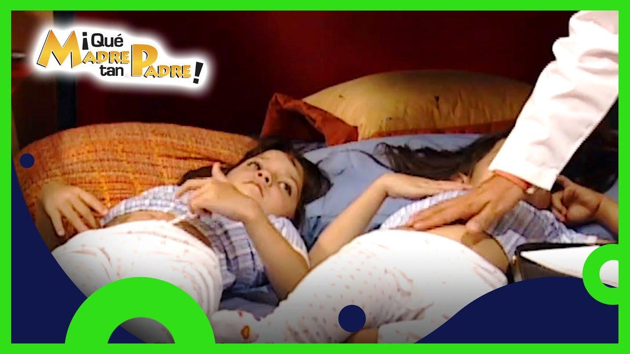 ¡Qué madre tan padre!: ¡Mauricio, el intoxica niñitas!   C16, T1   Distrito Comedia