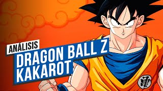ANÁLISIS Dragon Ball Z KAKAROT: la GRAN AVENTURA