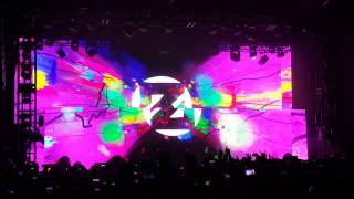 ZEDD live at The Great Saltair 9/8/15