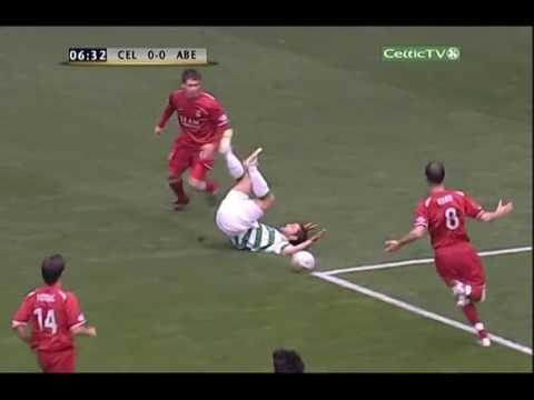 2008-09-27 Celtic v Aberdeen