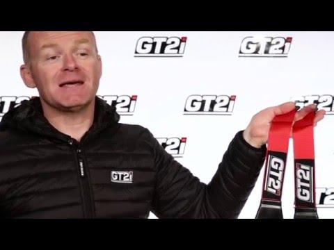 """Harnais GT2i FIA 6 Points 3""""/2"""" pour Monoplace"""
