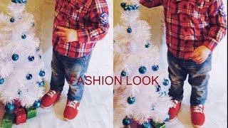 Look 2017. Стильные образы для деток. Fashion look.