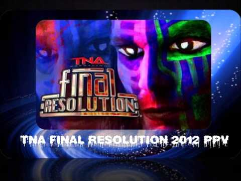 "TNA Final Resolution 2012 PPV Review: ""Aces & Eights Are A Threat? Yeah Right!"""