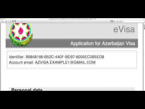 Get your visa to Azerbaijan
