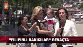 Filipinli Bakıcı & ATV Ana Haber