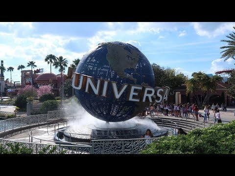 (What Is) Universal Studios Orlando | First Timers Guide