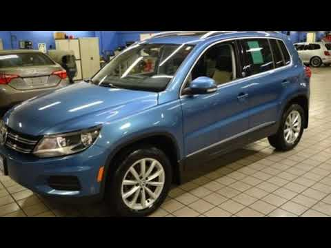 Used 2017 Volkswagen Tiguan Capitol Heights, MD #V1702