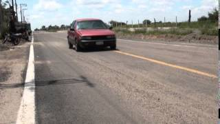 Spot. Avance Carretera Villa Hidalgo Jalisco -  Las Flores - Agosto 2014