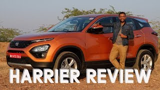 TATA HARRIER First Drive Review: Oh so sexy!