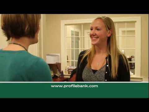Welcome: Profile Bank Commercial