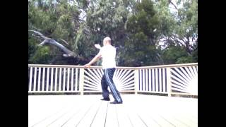Cheng Man Ching style Tai Chi Long form