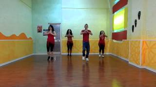 WAKA WAKA This Time for Africa By Shakira   Official Choreography 2014   Ballo di gruppo ufficiale