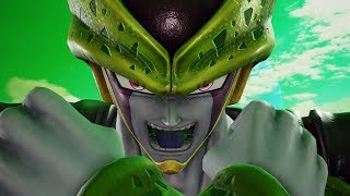 Jump Force - Piccolo & Perfect Cell Gameplay + DBS Super Broly Xenoverse 2 HD Screenshots!