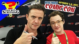 The Tick Panel NYCC 2017 (FRONT ROW!) | Secret Screening