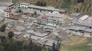 SAN JUAN DE CASTROVIRREYNA 2012- VISTA PANORAMICA