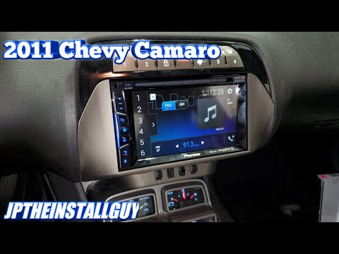 2011 Chevy Camaro Radio Removal And Full Install
