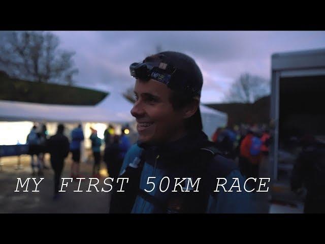 My First 50km Ultramarathon