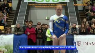 BACHYNSKA Anastasiya (Бачинская Анастасия) (UKR) VT 2017 Stella Zakharova Cup - Women