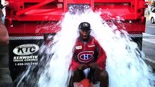 ALS Ice Bucket Challenge: P.K. Subban