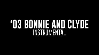 Download lagu '03 Bonnie and Clyde Instrumental