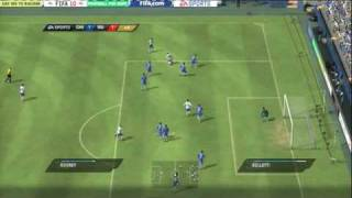 FIFA 10 (PS3) PLAY NOW CHELSEA vs MANCHESTER - REVENGE