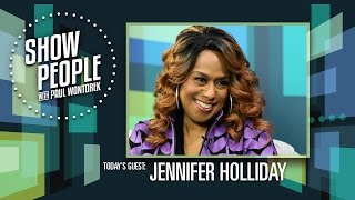 Show People with Paul Wontorek: Jennifer Holliday of THE COLOR PURPLE