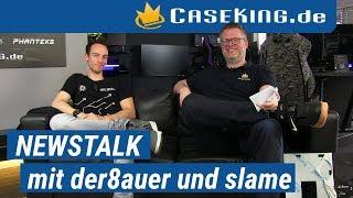 Computer und Gaming Newstalk mit der8auer und slame 03/2019