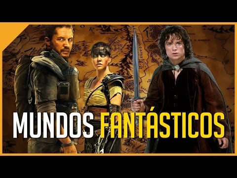 6 MUNDOS FANTÁSTICOS DO CINEMA feat. Affonso Solano