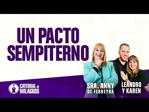 Un Pacto Sempiterno. - Catedral De Milagros