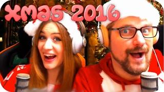 Xmas-Stream mit Gronkh&Pan 2016